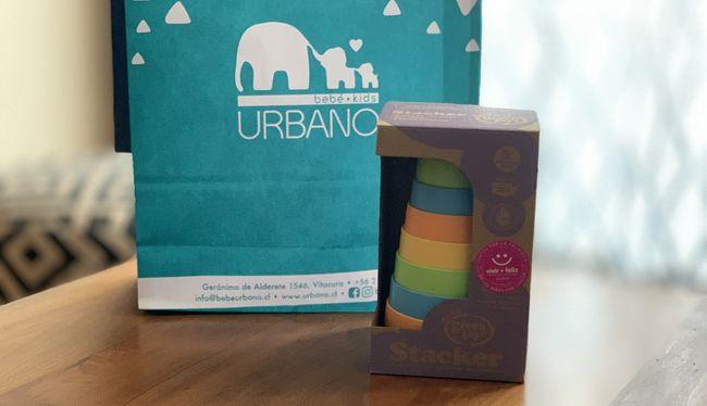 Concurso Tienda Urbano