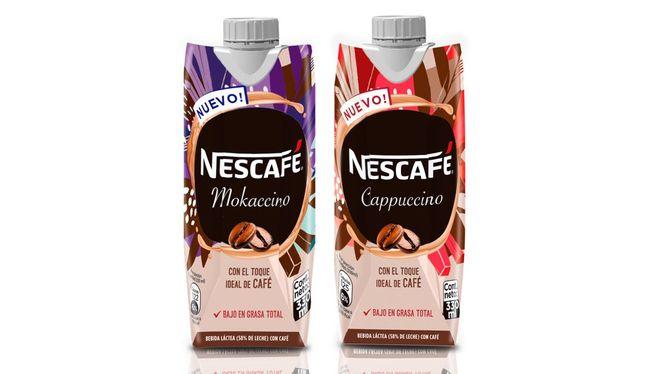 Nescafe Mokaccino Cappuccino